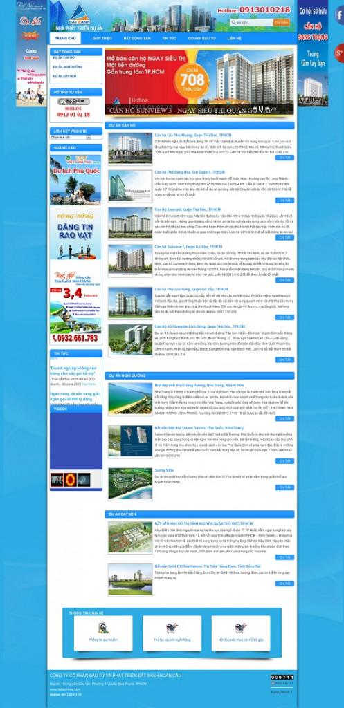 images mauwebsite webdoanhnghiep datxanhreal
