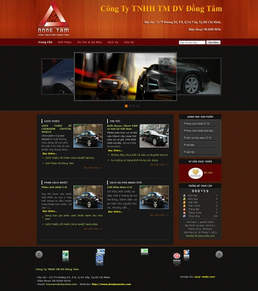 images mauwebsite webdoanhnghiep dongtam