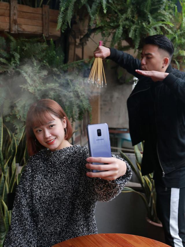 Hóa ra selfie nghệ thuật chẳng cần tốn kém lắm đâu, quan trọng là thần thái - Ảnh 19.