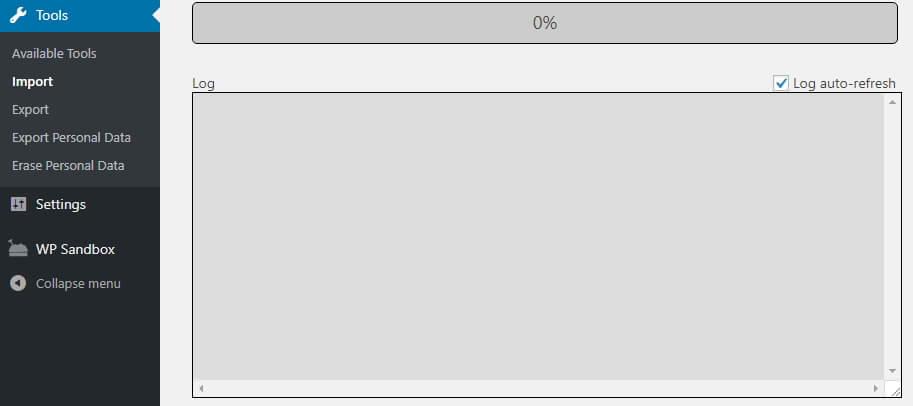 quá trình chuyển từ joomla sang wordpress