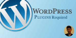 plugin wordpress required