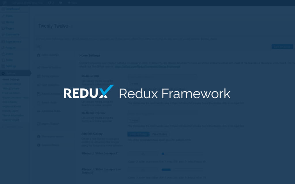 redux framework plugin remove wordpress ads banner