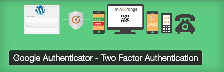 google-authenticator-two-factor-authentication plugin bảo mật wordpress - Top 10 Plugin bảo mật WordPress tốt nhất