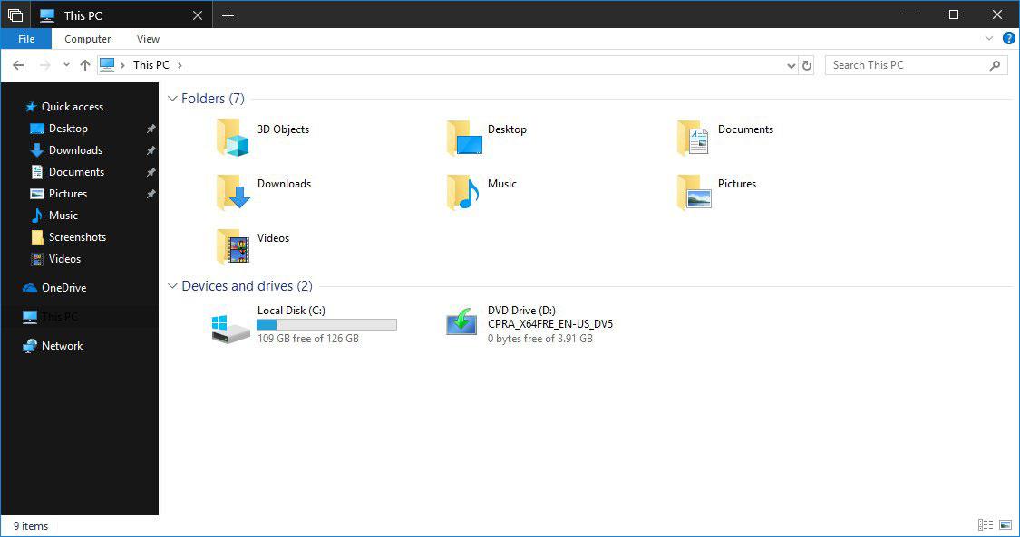 Đây là những gì chúng ta nghĩ về Dark Theme của File Explorer