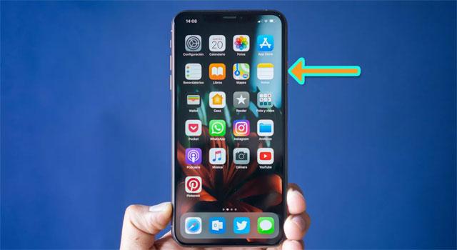 Cách khởi động Siri iPhone Xs