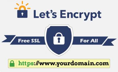 Lets Encrypt Free SSL Certificate 400x247