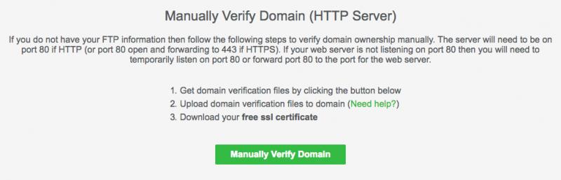 Manually Verify Domain 800x258