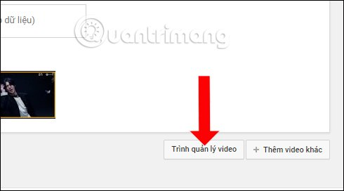 cach upload video len Youtube quan ly